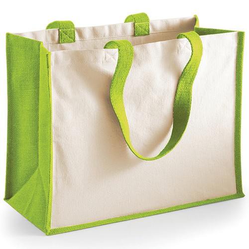 Printers Jute Classic Shopper from IronTree Designs