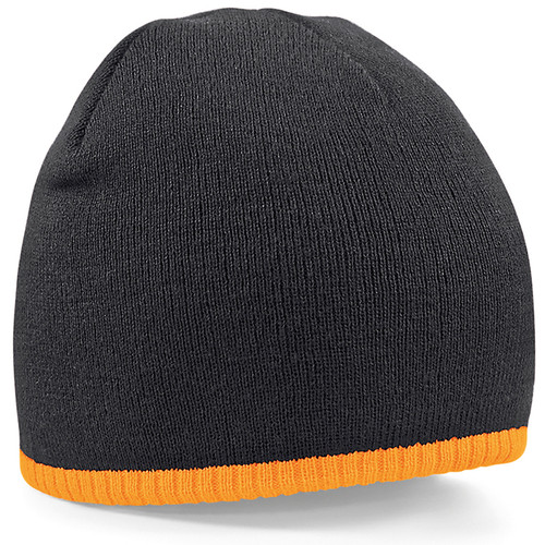 Two Tone Pull-On Beanie from IronTree Designs