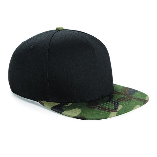 Camo Snapback Cap from IronTree Designs