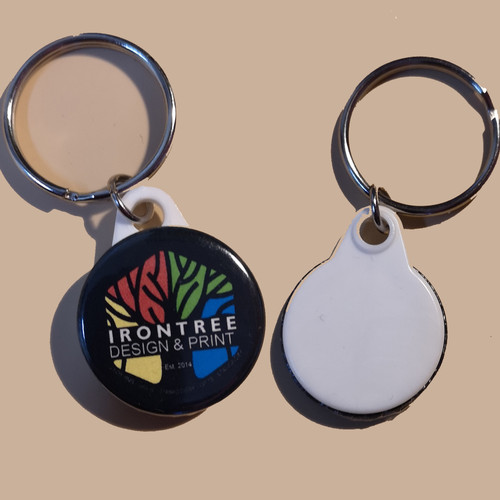 Keyrings from IronTree Designs