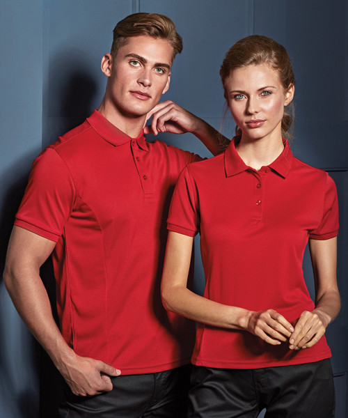 PR630 Premier Coolchecker® Plus Piqué Polo Shirt