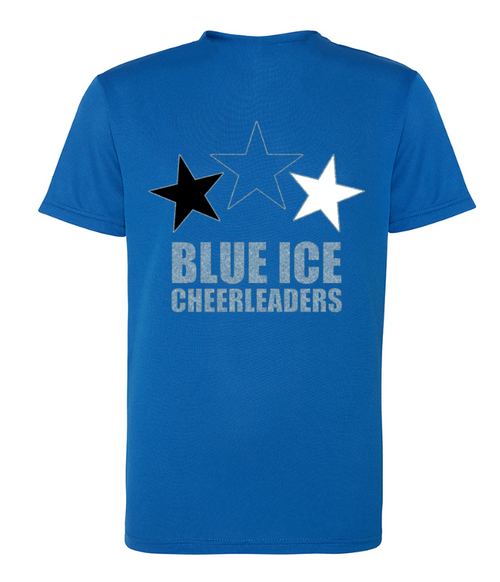 Blue Ice Adult Just Cool T-Shirt