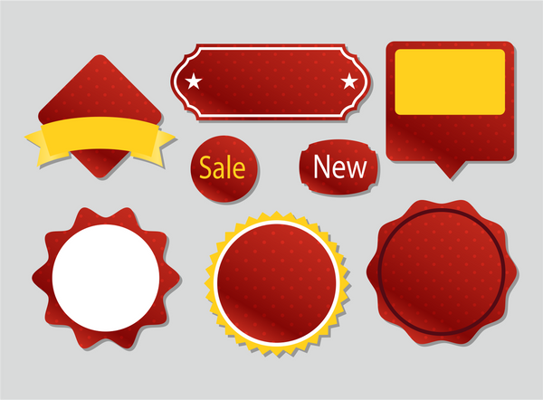 custom cut stickers for any application. Sales, offers, new product labels