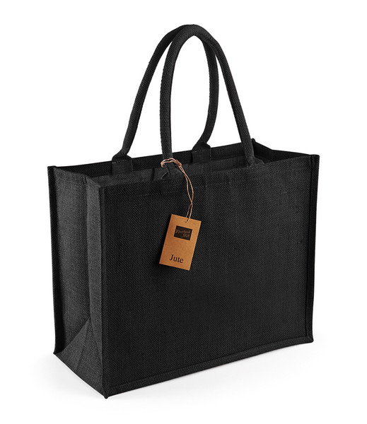 Jute Classic Shopper from IronTree Designs