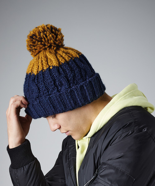 Apres Beanie from IronTree Designs