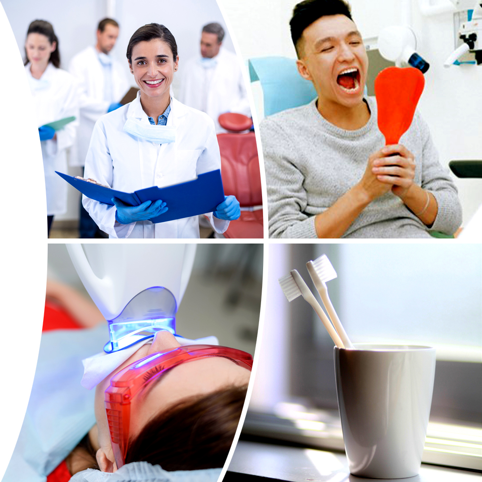 Custom Teeth Whitening Solutions for DSOs, Dentists and Other Dental Professionals