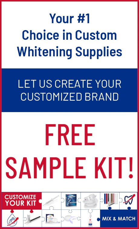 teeth whitening free sample kit