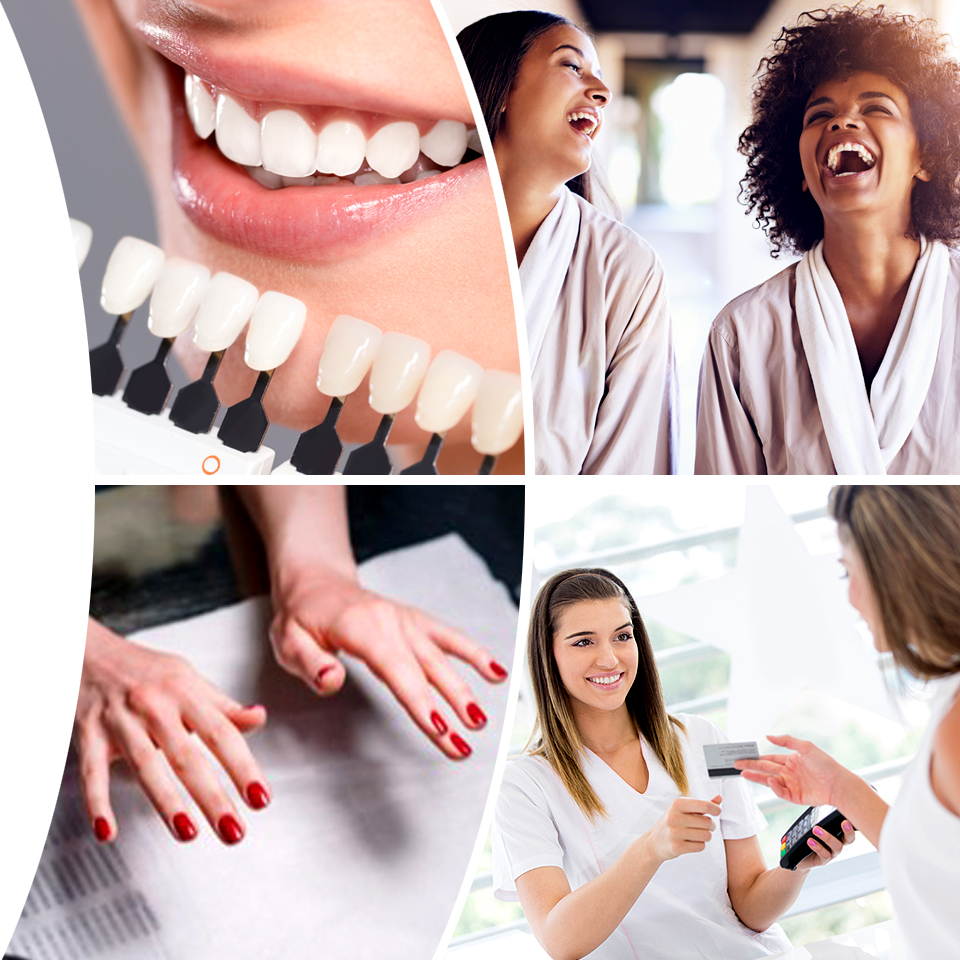 Custom Branded Teeth Whitening Solutions for Spas and Salons