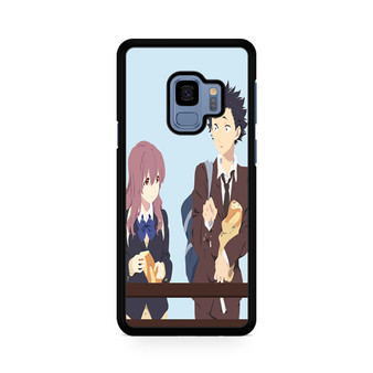 A Silent Voice Shouya Ishida And Nishimiya Shouko Samsung Galaxy S9/S9 Plus Case
