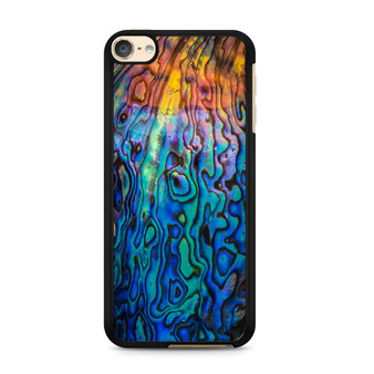 Abalone Abstract iPod Touch 6 Case