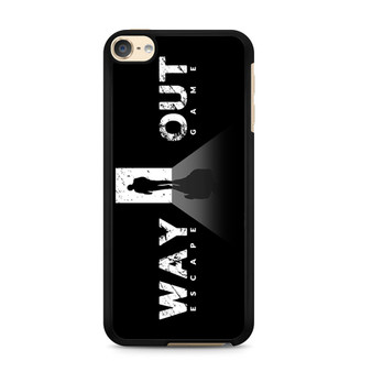Way Out Escape Game iPod Touch 6 Case