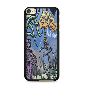 A Day To Remember All I Want iPod Touch 6 Case