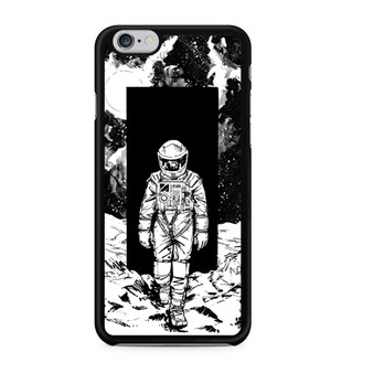 A Space Odyssey 2001 Drawing iPhone 6/6 Plus Case