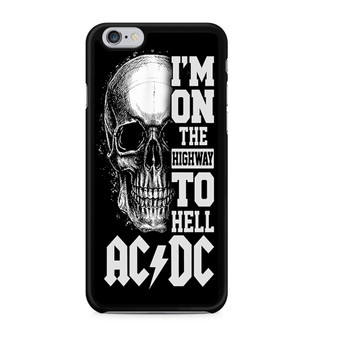ACDC Highway To Hell iPhone 6/6 Plus Case