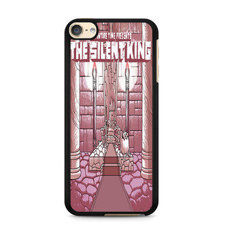 The Silent King Adventure Time iPod Touch 6 Case