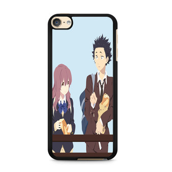 A Silent Voice Shouya Ishida And Nishimiya Shouko iPod Touch 6 Case