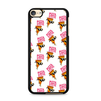 Uncle Grandpa Pizza Steve Pattern iPod Touch 6 Case