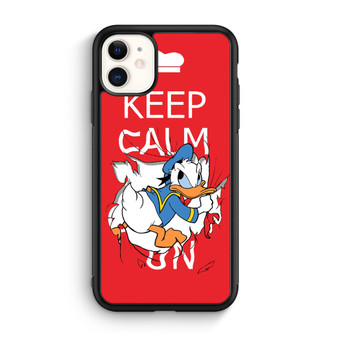 Keep Calm And Donald Disney Quotes iPhone 11/11 Pro/11 Pro Max Case
