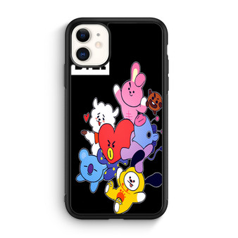 BTS Created BT21 iPhone 11/11 Pro/11 Pro Max Case