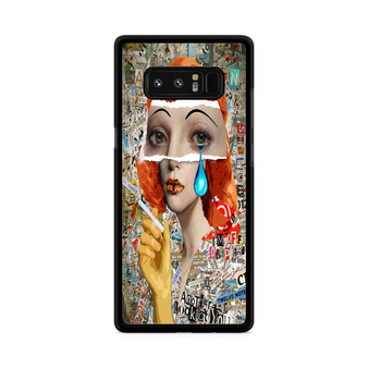 A Star Is Born Pop Art Samsung Galaxy Note 8 Case