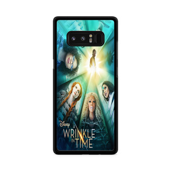 A Wrinkle In Time Poster Samsung Galaxy Note 8 Case