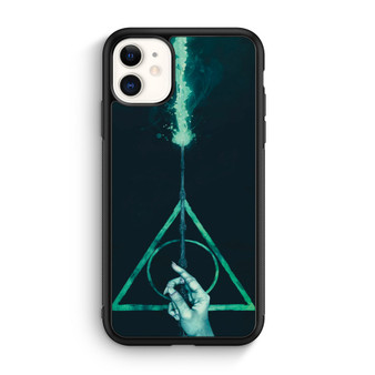 Deathly Hallows Harry Potter Wizard iPhone 11/11 Pro/11 Pro Max Case