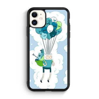 Adventure Time Flying Finn iPhone 11/11 Pro/11 Pro Max Case