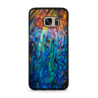Abalone Abstract Samsung Galaxy S7/S7 Edge Case