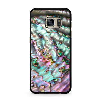 Abalone Shell Samsung Galaxy S7/S7 Edge Case
