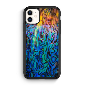 Abalone Abstract iPhone 11/11 Pro/11 Pro Max Case