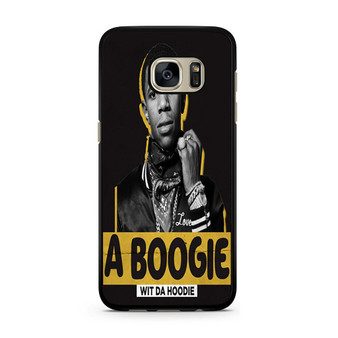 A Boogie Wit Da Hoodie Tickets Samsung Galaxy S7/S7 Edge Case