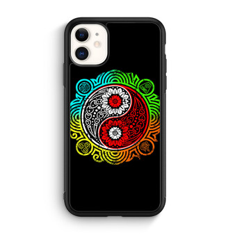 The Legend Of Aang Avatar Symbol Yin Yang iPhone 11/11 Pro/11 Pro Max Case