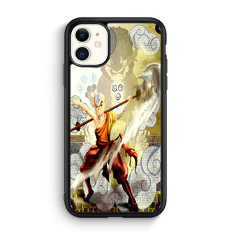 Aang From Avatar The Legend Of Aang iPhone 11/11 Pro/11 Pro Max Case