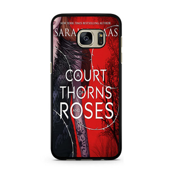 A Court Of Thorns And Roses Samsung Galaxy S7/S7 Edge Case