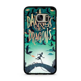 A Darkness Of Dragons Samsung Galaxy S7/S7 Edge Case