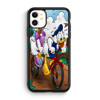 Donald Duck And Daisy Duck iPhone 11/11 Pro/11 Pro Max Case