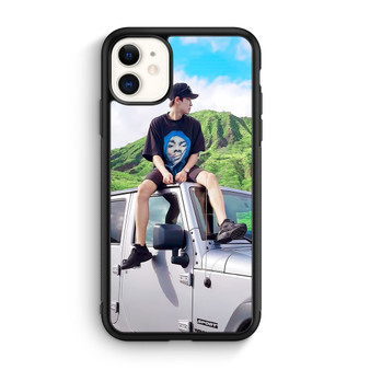 Kpop Chanyeol EXO With His Car iPhone 11/11 Pro/11 Pro Max Case