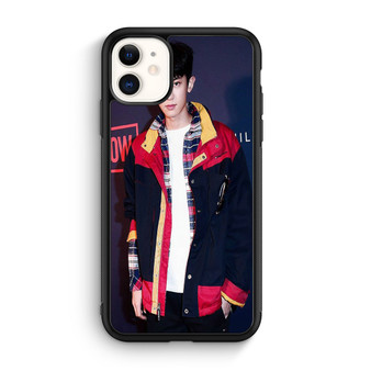 Chanyeol EXO In London Fashion Week iPhone 11/11 Pro/11 Pro Max Case
