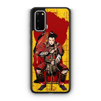 Aang And Zuko Avatar The Last Airbender Samsung Galaxy S20/S20 Plus/S20 Ultra Case