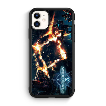 Crackdown 3 Poster iPhone 11/11 Pro/11 Pro Max Case