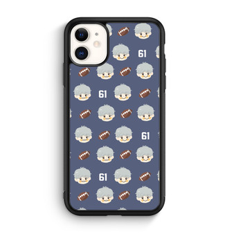Chanyeol Exo Love Me Right Kawaii Pattern iPhone 11/11 Pro/11 Pro Max Case