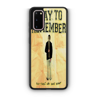 A Day To Remember For Those Who Have Heart Samsung Galaxy S20/S20 Plus/S20 Ultra Case
