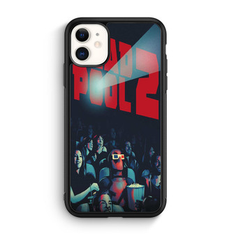 Deadpool 2 Poster Movie iPhone 11/11 Pro/11 Pro Max Case