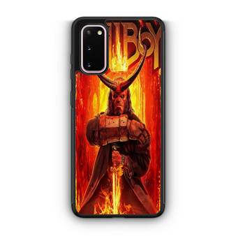 Hellboy Call Of Darkness Samsung Galaxy S20/S20 Plus/S20 Ultra Case