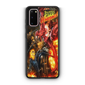 Absolute Carnage Symbiote Of Vengeance Samsung Galaxy S20/S20 Plus/S20 Ultra Case