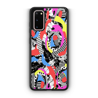 Abstract Paintings Samsung Galaxy S20/S20 Plus/S20 Ultra Case