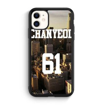 EXO Chanyeol 61 Kpop iPhone 11/11 Pro/11 Pro Max Case