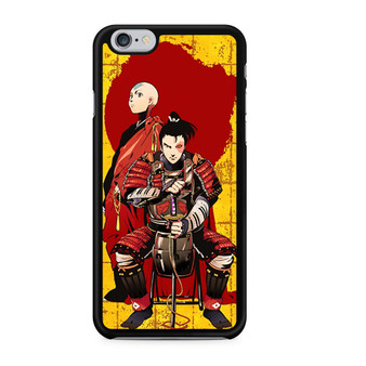Aang And Zuko Avatar The Last Airbender iPhone 6/6 Plus Case