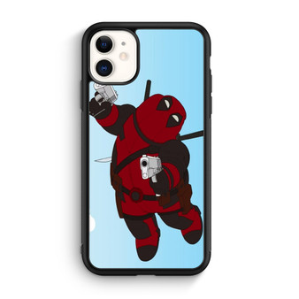 Family Guy Peter Becomes Deadpool iPhone 11/11 Pro/11 Pro Max Case