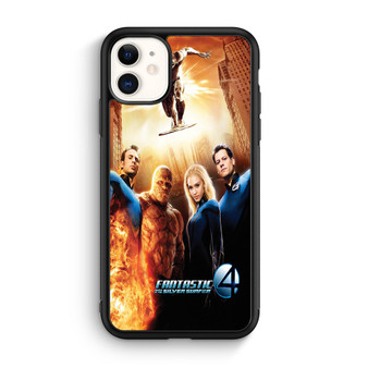 Fantastic Four Rise Of The Silver Surfer iPhone 11/11 Pro/11 Pro Max Case